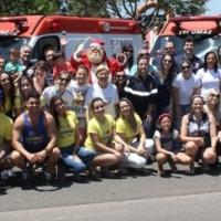 Samuzinho de Sapucaia do Sul promove Natal Solidário em parceria com Samu Canoas e Correios do Amor