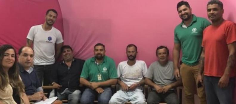 CIPA do Hospital Tramandaí realiza última reunião do ano